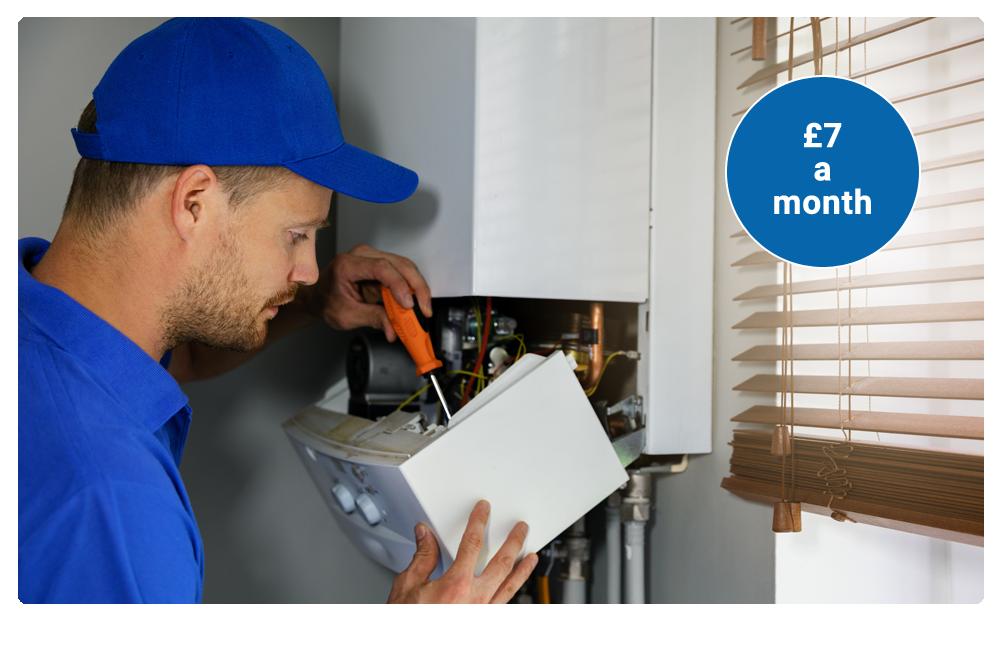 Homecare boiler service - boiler engineer